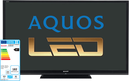sharp 80 inch tv aquos. internet tv via aquos net and the media function allows you to record play back · sharp quattron board 80 inch 0